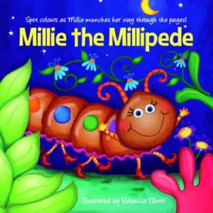 Mille the Millipede