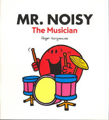 Mr. Noisy the musician