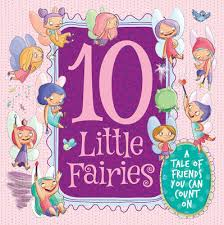 10 Little Fairies
