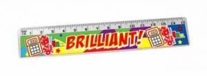 Brilliant ruler