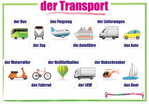 der Transport