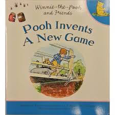Pooh Invents A New Game