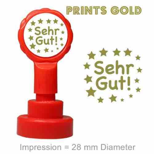 j 39 aime la papeterie sehr gut gold stamper. Black Bedroom Furniture Sets. Home Design Ideas