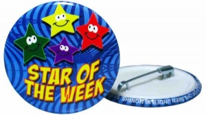 Star of the Week Badge