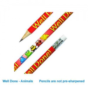 Well Done Pencil