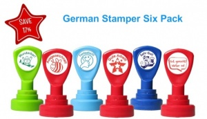 German stamper 6 Pack