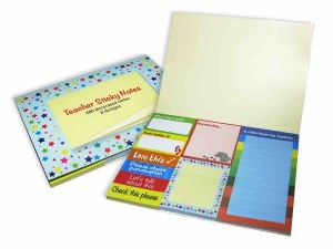 Teacher sticky notes 1