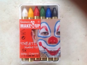 Crayons maquillage - 6 couleurs